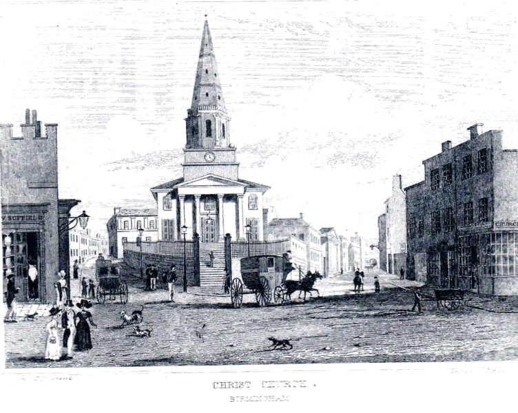 Christ Church, New Street : The People's Church